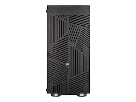 Corsair Chassis, 275R Airflow Tempered Glass Mid-Tower Gaming Case, Black, CC-9011181-WW, 38251850, Cases - Systems/Servers