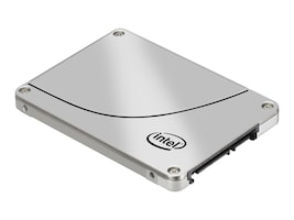 Intel 100GB DC S3700 Series SATA 6Gb s MLC 25nm 2.5 7mm Internal Solid State Drive (Brown Box), SSDSC2BA100G301, 15515171, Solid State Drives - Internal