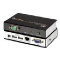 Open Box Aten USB CAT5 Console Extender up to 500ft, CE700A, 34707514, KVM Displays & Accessories