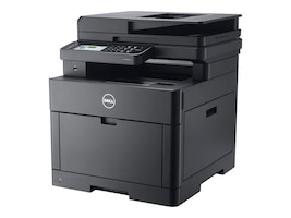 Dell H625CDW Main Image from Right-angle