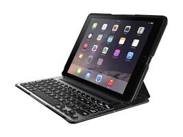 Belkin QODE Ultimate Pro Keyboard Case for iPad Air 2, Black, F5L176TTBLK, 18512071, Keyboards & Keypads