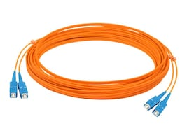 ACP-EP Fiber Patch Cable, SC-SC, 62.5 125, Duplex, Multimode, 3m, ADD-SC-SC-3M6MMF, 14483349, Cables