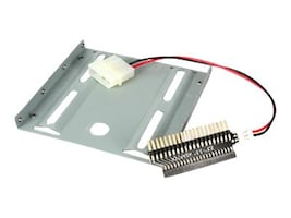 StarTech.com Adapter Kit to Mount 2.5 HDD in 3.5 Drive Bay (BRACKET25), BRACKET25, 442071, Drive Mounting Hardware