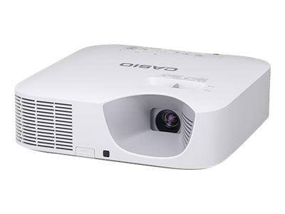 Casio XJ-F211WN WXGA DLP Projector, 3500 Lumens, White, XJ-F211WN, 36693929, Projectors