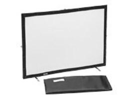 Da-Lite Fast-Fold Mini Fold Tabletop Da Mat (front) Projection Screen 21 x 30, 40465, 6084647, Projector Screens