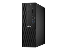 Dell OptiPlex 3050 3.4GHz Core i5 8GB RAM 256GB hard drive, 99K5T, 33703474, Desktops