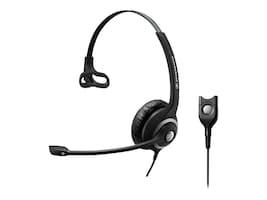 Sennheiser SC 230 Headset - Mono - Black, 504401, 17780841, Headsets (w/ microphone)