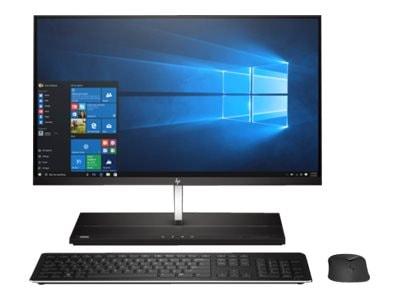 HP EliteOne 1000 G2 AIO Core i5-8500 3.0GHz 8GB 256GB SSD UHD630 ac BT 2xDP 1xHDMI FR WC 34 WQHD W10P, 4HX51UT#ABA, 35800391, Desktops - All-in-One