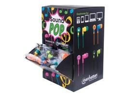 Manhattan MANHATTAN SOUDPOP EARBUD COUNT, 178822, 41117546, Headphones