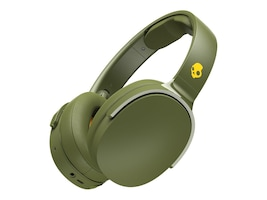 Skullcandy HESH 3 WRLS MOSS OLIVE YELLOW  WRLS, S6HTW-M687, 37112840, Carrying Cases - Phones/PDAs