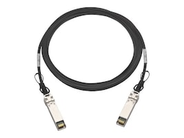 Qnap SFP+ 10GbE Twinaxial Direct Attach Cable, 5m, CAB-DAC50M-SFPPDEC02, 36251995, Cables