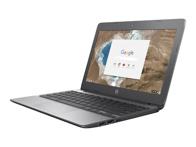 HP Chromebook Celeron N3060 4GB 16GB 11.6 HD MT Chrome OS, X7T65UA#ABA, 32627254, Notebooks