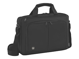 Wenger SOURCE LAPTOP BRIEFCASE BLACK, 601366, 41050601, Carrying Cases - Other