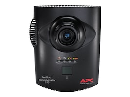 APC NetBotz Room Monitor 355 without PoE Injector, NBWL0355A, 35729301, Environmental Monitoring - Indoor