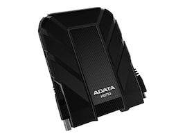 A-Data 500GB DashDrive Durable Series HD710 External Hard Drive - Black, AHD710-500GU3-CBK, 16093150, Hard Drives - External