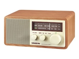 Sangean WR-11 Main Image from Right-angle