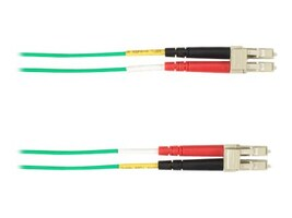 Black Box FOCMRM4-005M-LCLC-GN Main Image from Left-angle