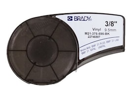 Brady Corp. M21-375-595-BK Main Image from Front