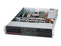 Supermicro CSE-213LT-600LPB Main Image from