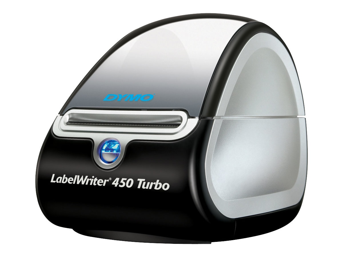 DYMO LabelWriter 450 Turbo Printer, 1752265, 9710279, Printers - Label