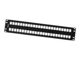 Belden KeyConnect 48-Port Patch Panel, AX103115, 26410251, Patch Panels