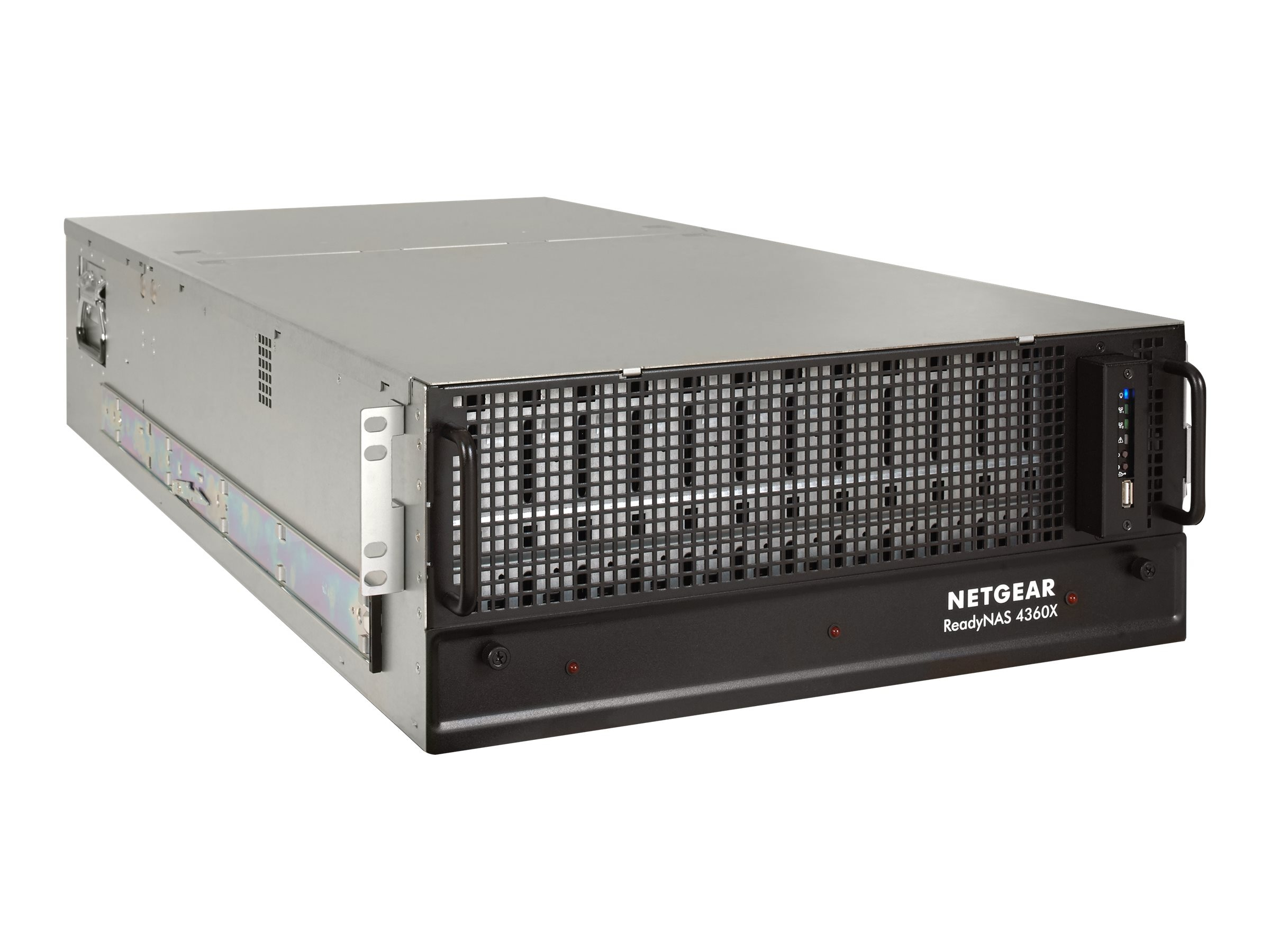 Netgear ReadyNAS 4360X 10Base-T Network Attached Storage - Diskless