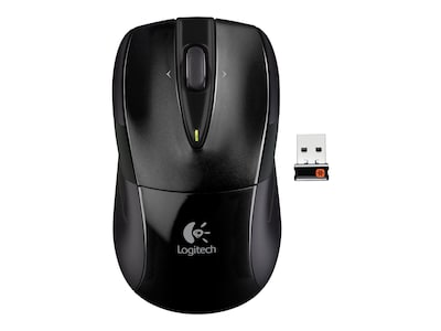 Logitech Wireless Mouse M525, Black, 910-002696, 13179724, Mice & Cursor Control Devices