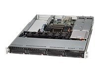 Supermicro CSE-815TQ-R500WB Main Image from Right-angle