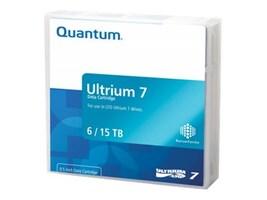 Quantum LTO-7 Ultrium Tape Cartridge, MR-L7MQN-01, 30860087, Tape Drive Cartridges & Accessories