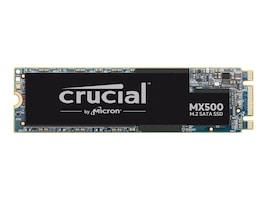 Crucial 500GB MX500 SATA 6Gb s M.2 280 Internal Solid State Drive, CT500MX500SSD4, 35376307, Solid State Drives - Internal