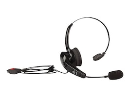 Zebra Symbol HS2100 Rugged Wired Over-the-Head Headset, HS2100-OTH, 33529592, Headsets (w/ microphone)