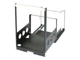 Chief Manufacturing Pull Out Rack w out Rack Rail, Includes Cable Management Rack Rail, POTR-XX, 35839674, Racks & Cabinets