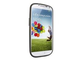 Belkin Grip Sheer Matte Case for Samsung Galaxy S4, Blacktop, F8M551BTC00, 15961200, Carrying Cases - Phones/PDAs