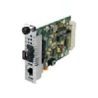Transition 100BASE-TX to 100Base-FX 1310NM SM LC 20KM, CFETF1019-205, 11238444, Network Transceivers