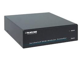 Black Box DKM Modular Housing 2-Slot w  Redundant Power, ACXMODH2R-R2, 30932044, KVM Displays & Accessories