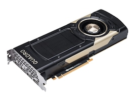HP NVIDIA Quadro GV100 PCIe 3.0 Graphics Card, 32GB HBM2, 3ME26AA, 35590362, Graphics/Video Accelerators