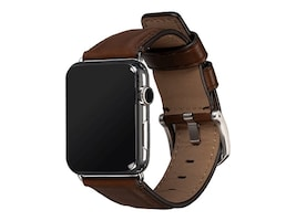 Targus Deen Leather Band for Apple Watch, 42mm 44mm, SXD01306NPUS, 37235049, Wearable Technology - Apple Watch Series 4-5