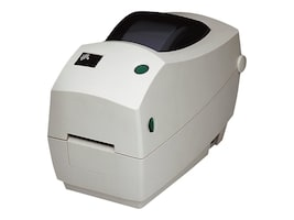 Zebra TLP2824+ DT 203dpi EPL ZPL USB 10 100 Ethernet Printer, 282P-101510-000, 10627931, Printers - Bar Code