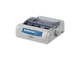 Oki MicroLine 420 9-pin Impact Printer, 62418701, 420214, Printers - Dot-matrix