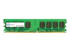 Dell 4GB PC4-17000 288-pin DDR4 SDRAM UDIMM for Select Models, SNP61H6HC/4G, 32184983, Memory