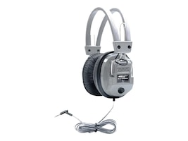 Hamilton SC7V Deluxe Headphones w  Volume Control in Carry Bag (5-pack Sack-O-Phones), SOP-SC7V, 35176604, Headphones