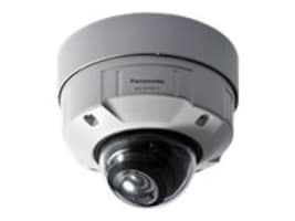 Panasonic 720p Super Dynamic HD Vandal Resistant and Waterproof Dome Network Camera, WV-SFV611L, 32327665, Cameras - Security
