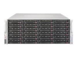 Supermicro SuperServer SSG-6048R-E1CR36L 4U RM LGA2011 Xeon E5-2600 v3 Family, SSG-6048R-E1CR36L, 27125436, Servers