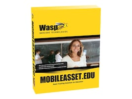 Wasp MobileAsset.EDU Professional (5-user), 633808927769, 17546085, Portable Data Collector Accessories