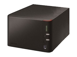 BUFFALO TeraStation 1400D Desktop 16TB NAS Hard Drives Included, TS1400D1604, 18142576, Network Attached Storage