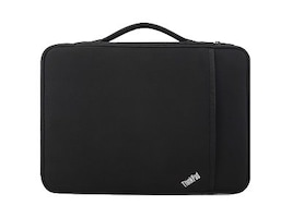 Lenovo ThinkPad 12 Sleeve, Black, 4X40N18007, 34181840, Carrying Cases - Notebook