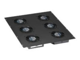Black Box 6-Fan 450-CFM Top Panel for Elite Cabinets, ECTOP2F, 12500504, Cooling Systems/Fans