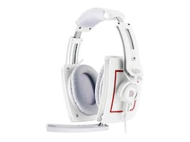 Thermaltake eSPORTS Level 10M Headset - White, HT-LTM010ECWH, 16754641, Headsets (w/ microphone)