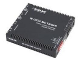 Black Box IE GIGA MC TX SFP, LGC340A, 33002926, Network Device Modules & Accessories