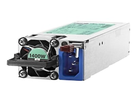 HPE 1400W Flex Slot Platinum Plus Hot Plug Power Supply Kit, 720620-B21, 17888616, Power Supply Units (internal)